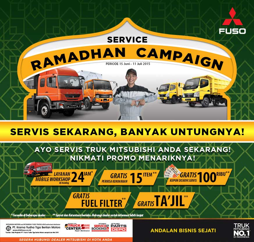 SERVICES RAMADHAN CAMPAIGN