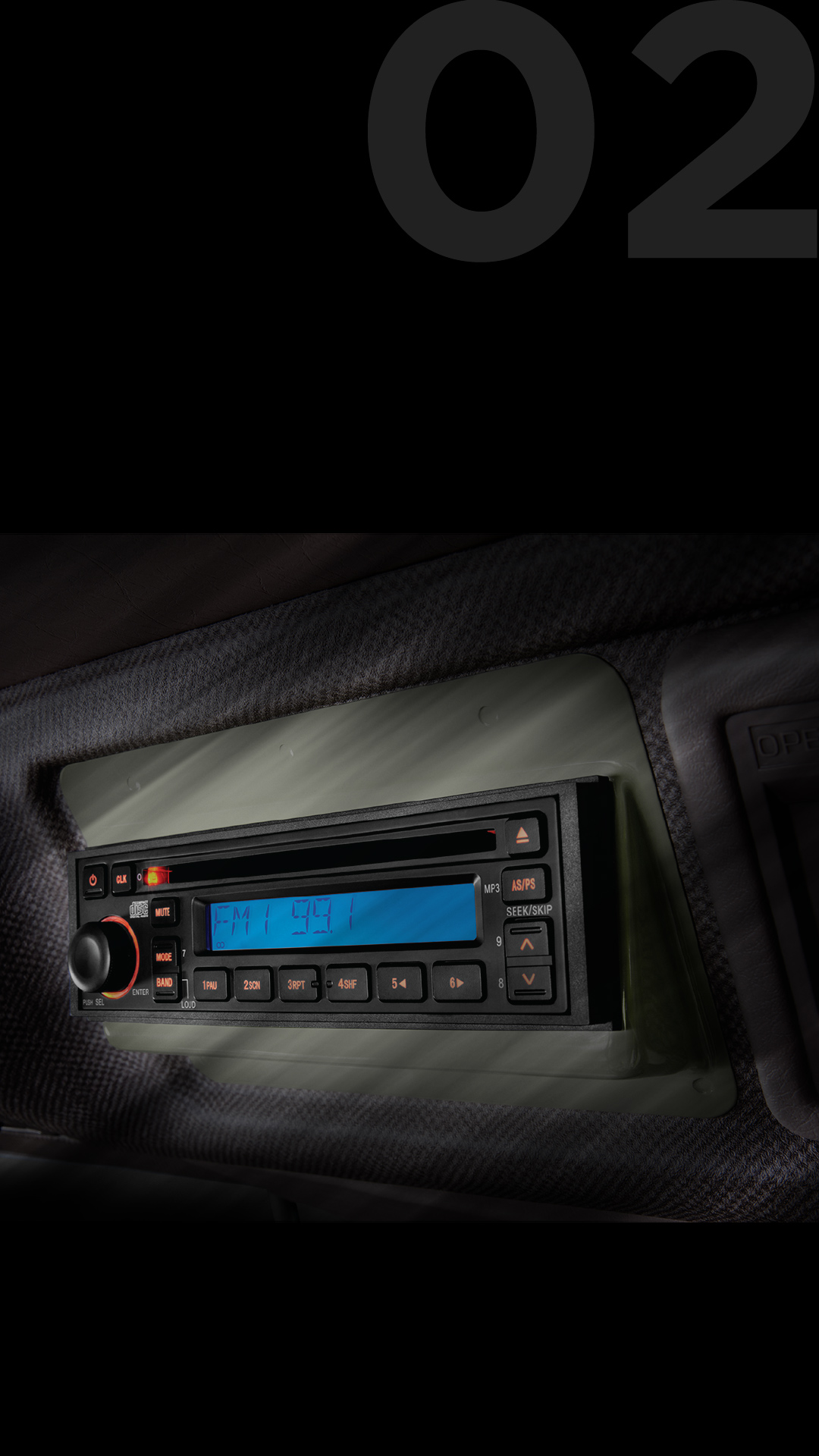Radio/ USB/MP3